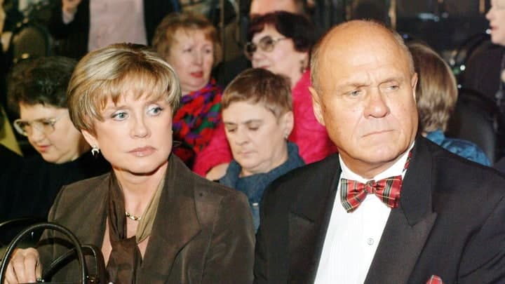 Вера Алентова выписалась из больницы и попрощалась с Владимиром Меньшовым