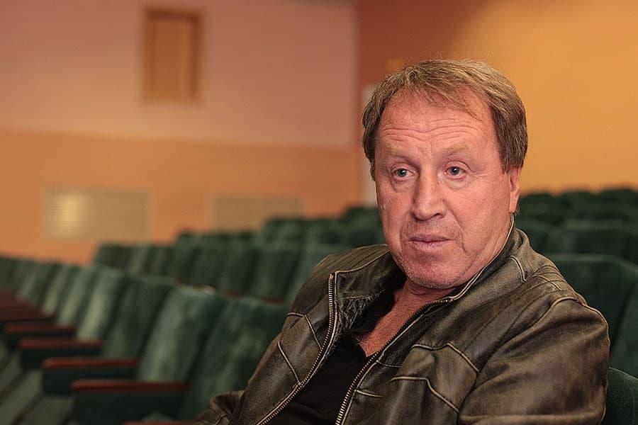 Актер Владимир Стеклов экстренно госпитализирован с диагнозом Covid-19