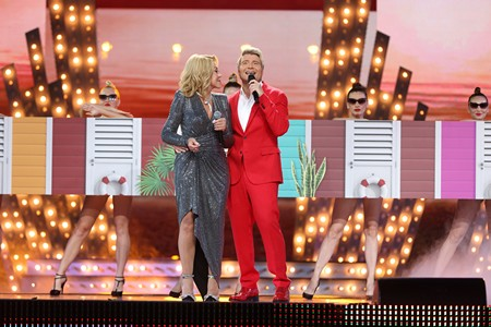 Любовь Успенская поделилась впечатлениями от выступления дуэтом с Николаем Басковым