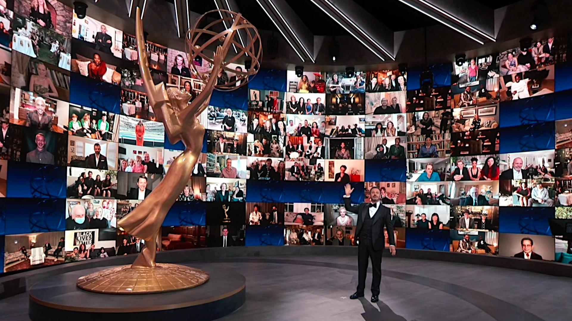 Названы победители американской премии «Эмми»